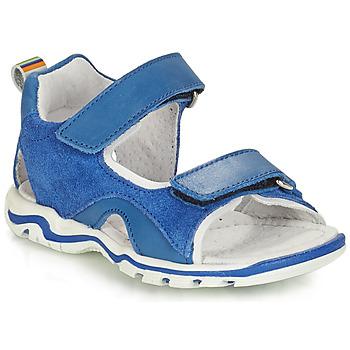 kengät Pojat Sandaalit ja avokkaat André PLANCTON Blue