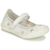 kengät Tytöt Balleriinat André STELLA Valkoinen