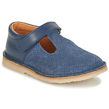kengät Tytöt Balleriinat André MARIN Blue