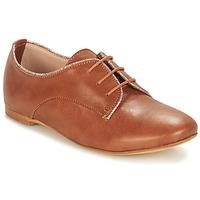 kengät Pojat Derby-kengät André COMPLICITE Camel