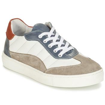 kengät Pojat Derby-kengät André ALBATROS Valkoinen