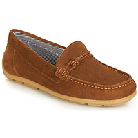 kengät Tytöt Derby-kengät André GASPARD Brown