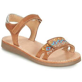 kengät Pojat Sandaalit ja avokkaat André ALMERIA Camel