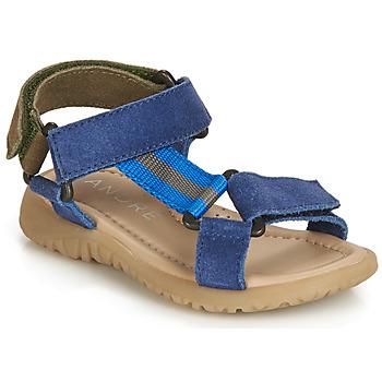 kengät Pojat Sandaalit ja avokkaat André SUEZ Blue