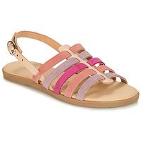 kengät Tytöt Sandaalit ja avokkaat André INDRA Pink