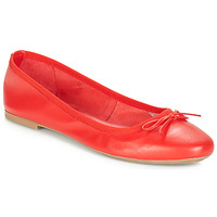 kengät Naiset Balleriinat André PIETRA Red