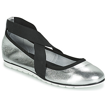 kengät Naiset Balleriinat André ALYSSA Hopea
