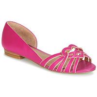 kengät Naiset Balleriinat André CHRISTIE Pink