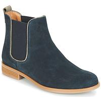 kengät Naiset Bootsit André RIDER Blue