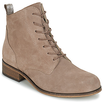 kengät Naiset Bootsit André GODILLOT Taupe
