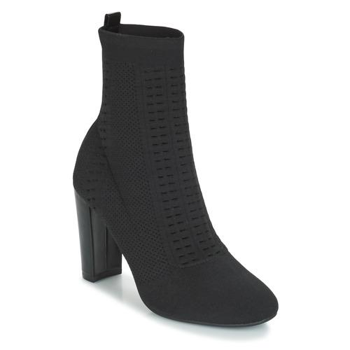 kengät Naiset Nilkkurit André ARIANA Black