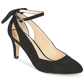 kengät Naiset Korkokengät André CITY Black