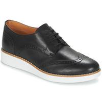 kengät Naiset Derby-kengät André CAROU Musta