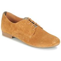 kengät Naiset Derby-kengät André CAMARADE Cognac