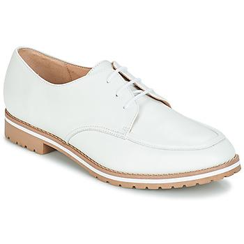 kengät Naiset Derby-kengät André CHARLELIE Valkoinen