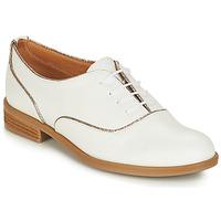 kengät Naiset Derby-kengät André CHOMINE White