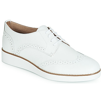 kengät Naiset Derby-kengät André CAROU White