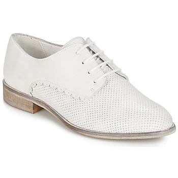 kengät Naiset Derby-kengät André SENTIMENTAL White