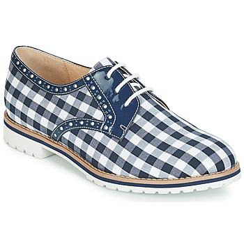 kengät Naiset Derby-kengät André DERIVEUR Blue