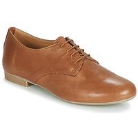 kengät Naiset Derby-kengät André COMPLICITY Camel