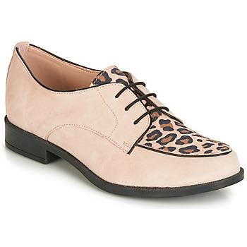 kengät Naiset Derby-kengät André CAPVERT Leopardi
