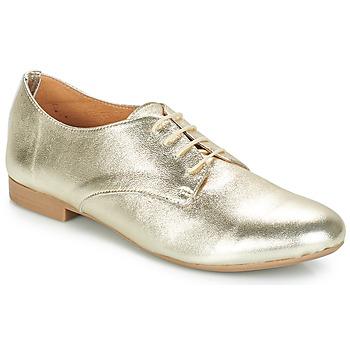 kengät Naiset Derby-kengät André COMPLICITY Kulta