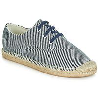 kengät Naiset Espadrillot André SYBILLE Blue