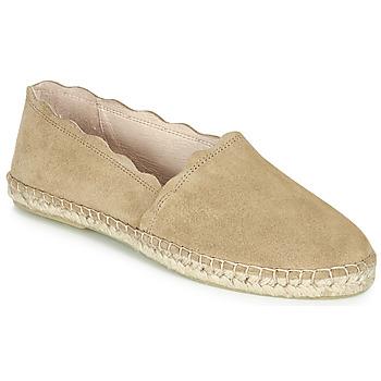 kengät Naiset Espadrillot André RHUM Taupe