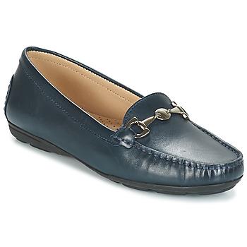 kengät Naiset Mokkasiinit André CABRIOLE Blue