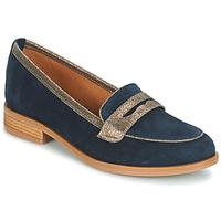 kengät Naiset Mokkasiinit André ROAD Blue