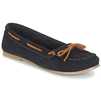 kengät Naiset Mokkasiinit André REE Blue