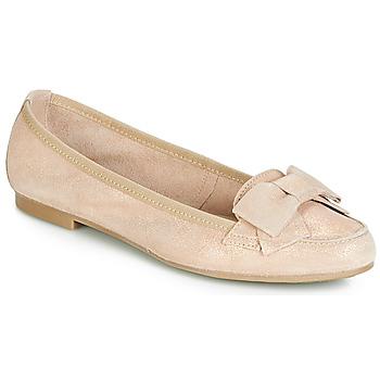 kengät Naiset Balleriinat André CELIA Vaaleanpunainen