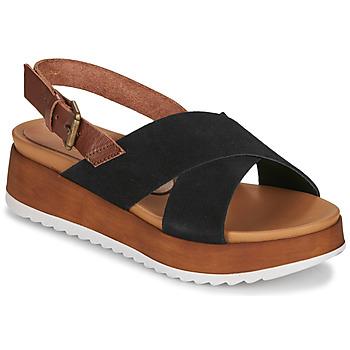 kengät Naiset Sandaalit ja avokkaat André REINE Black