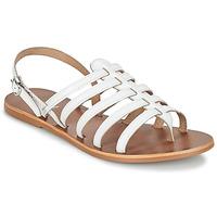 kengät Naiset Sandaalit ja avokkaat André ROSIANE White