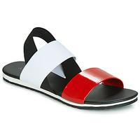 kengät Naiset Sandaalit ja avokkaat André SATANAS Red