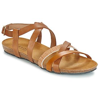 kengät Naiset Sandaalit ja avokkaat André ATTLAS Brown