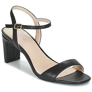 kengät Naiset Sandaalit ja avokkaat André CIGALE Musta