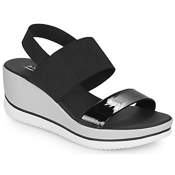 kengät Naiset Sandaalit ja avokkaat André SAURENZA Black