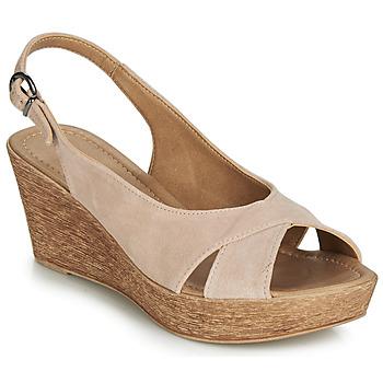 kengät Naiset Sandaalit ja avokkaat André DESTINY Nude