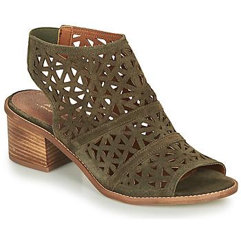 kengät Naiset Sandaalit ja avokkaat André CARIOCA Kaki