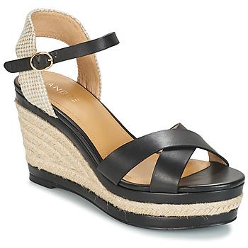 kengät Naiset Sandaalit ja avokkaat André SAND Black