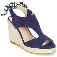 kengät Naiset Sandaalit ja avokkaat André SWING Blue