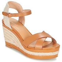 kengät Naiset Sandaalit ja avokkaat André SAND Camel