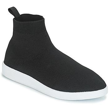kengät Naiset Matalavartiset tennarit André ATINA Black