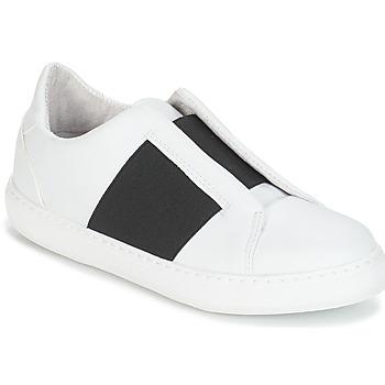 kengät Naiset Matalavartiset tennarit André AEROBIE White
