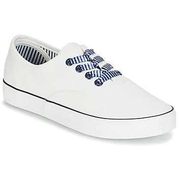 kengät Naiset Matalavartiset tennarit André STEAMER White