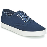kengät Naiset Matalavartiset tennarit André STEAMER Blue