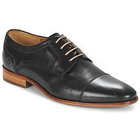 kengät Miehet Derby-kengät André LIVING Black
