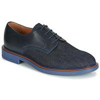 kengät Miehet Derby-kengät André RAMEL Blue