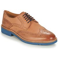 kengät Miehet Derby-kengät André FLOWER Brown / Blue